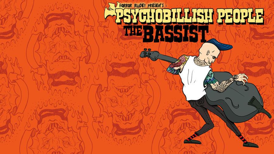 Psychobillish people 2 by HorrorRudey