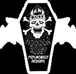 Horror Rudey logo by HorrorRudey