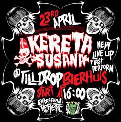 Kereta Susana 23rd April 2013 by HorrorRudey
