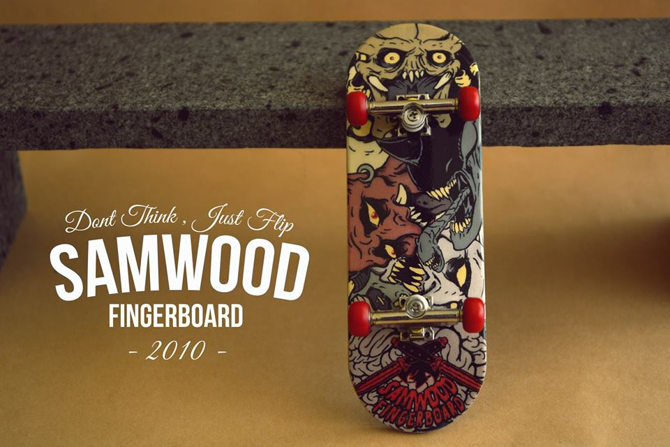 Monster orgy fingerboard by horrorrudey on deviantart monster orgy fingerboard by horrorrudey voltagebd Choice Image