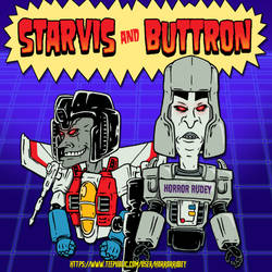 STARVIS and BUTTRON