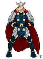 Heroic Age Thor by Kaufee