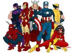-Heroic Age Avengers-