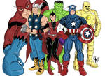 Vintage Avengers