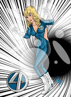 The Invisible Woman by Kaufee