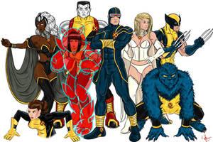-Astonishing X-Men- by Kaufee