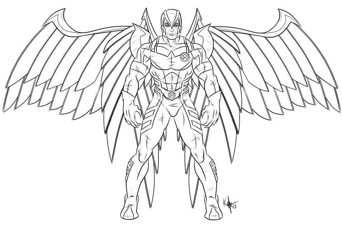Astonishing Archangel By Kaufee