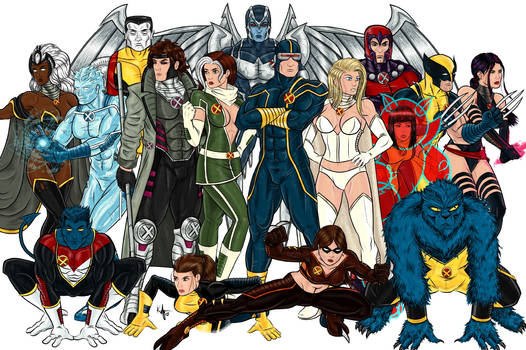 -Giant-Sized X-Men-