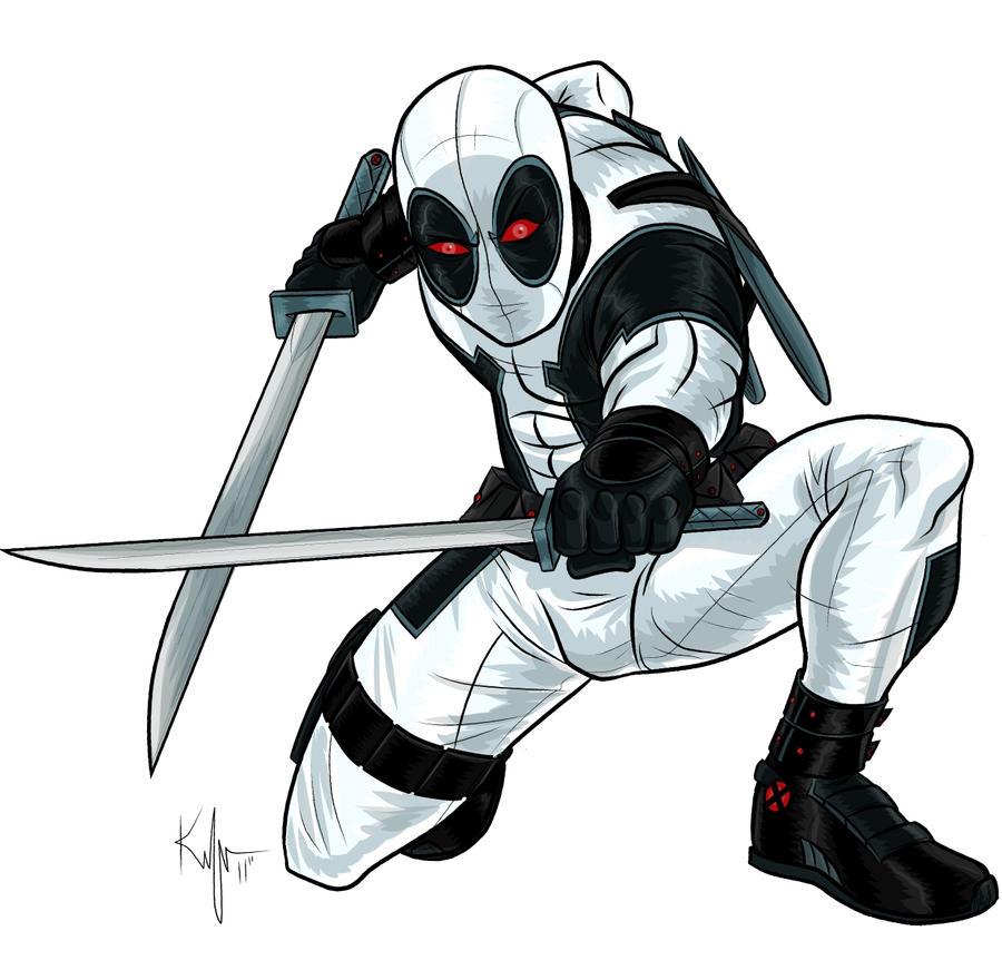 X Force Deadpool -Uncanny Deadpool- by ...