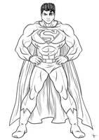 Superman by Kaufee