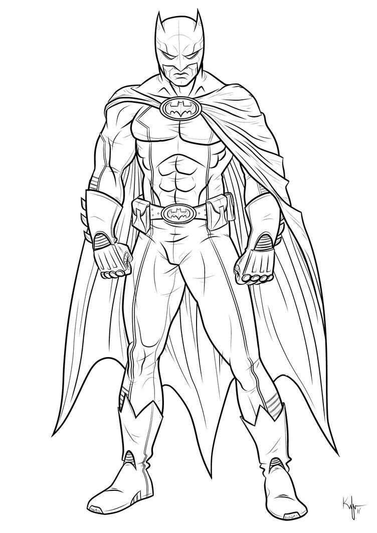how to draw the dc way