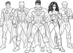 The Justice League of America-