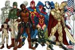Kaufee Comics Promo: The Righteous