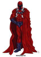 -AoA: Magneto- by Kaufee
