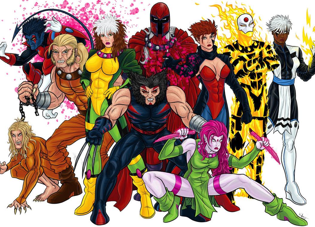 X-Men Age Of Apocalypse by X Men Age Of Apocalypse Blink