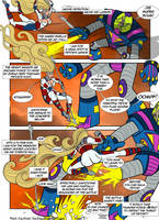 ThunderForce Page 5 by Kaufee