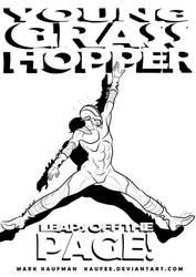 -Young GrassHopper-