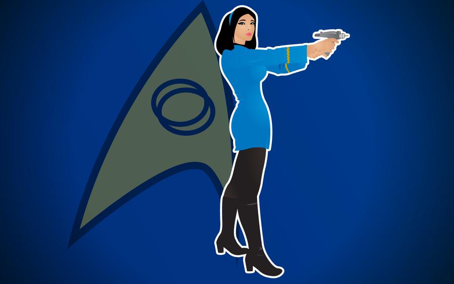 G & T Show 24 - Trek Nation and The Star Trek Girl
