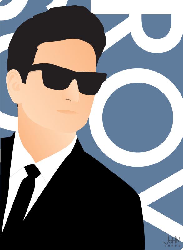 Roy Orbison By Jb Online On Deviantart