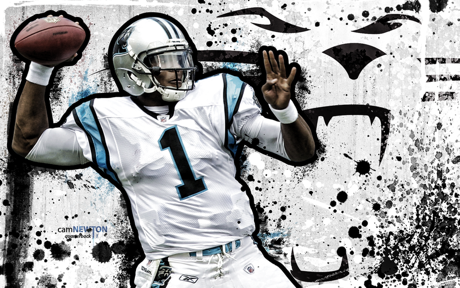 gallery for cam newton panthers wallpaper superman