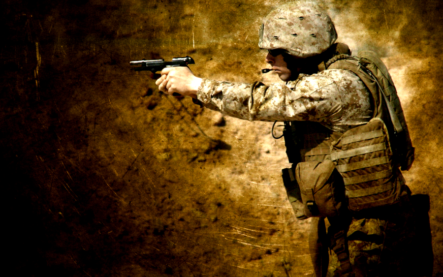 modern soldier wallpaper 1 by jb-online on DeviantArt