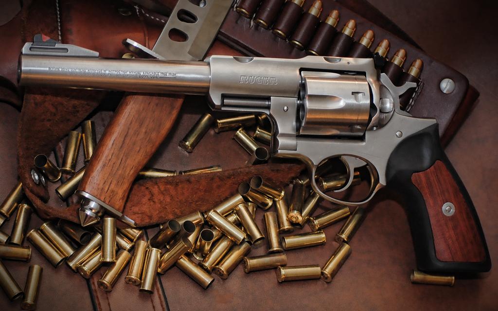 Ruger Super Redhawk .44 Magnum by jb-online