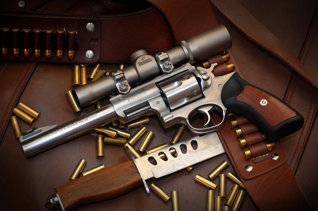 Ruger Super Redhawk .44 Magnum photo 2 by jb-online