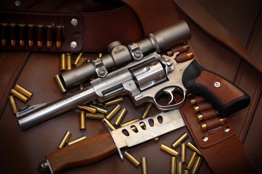 Ruger Super Redhawk .44 Magnum photo 2 by jb-online