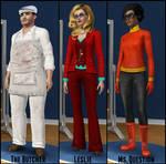 More WordGirl Sims