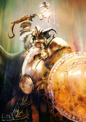 Full Metal Wizard by victortienyu