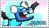 Flurr stamp by pervyspotracoonplz