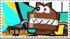 Gobba stamp by pervyspotracoonplz