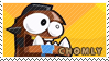Chomly stamp by pervyspotracoonplz