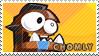 Chomly stamp by pervyspotracoonplz