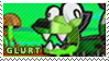 Glurt stamp by pervyspotracoonplz