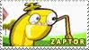 Zaptor stamp by pervyspotracoonplz