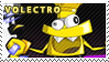 Volectro stamp by pervyspotracoonplz