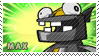 Cragster Max stamp by pervyspotracoonplz