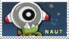 (elder) Naut stamp by pervyspotracoonplz