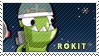 Rokit Stamp by pervyspotracoonplz
