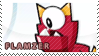 Flamzer stamp by pervyspotracoonplz