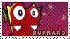 Burnard stamp by pervyspotracoonplz