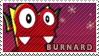 Burnard stamp by pervyspotracoonplz