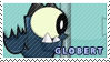 Globert stamp by pervyspotracoonplz