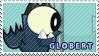 Globert stamp by pervyspotracoonplz