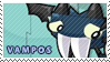 Vampos stamp by pervyspotracoonplz