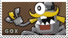 Gox stamp by pervyspotracoonplz