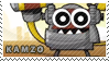Kamzo stamp by pervyspotracoonplz
