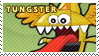 Tungster stamp by pervyspotracoonplz