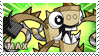 Spikels Max stamp by pervyspotracoonplz